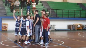 Under 13 Blu: una partita giocata a metà (Basketown 16 – Leone XIII 61)