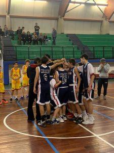 U14: all'ultimo respiro (Basketown – Social Osa 43 -42)