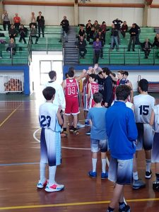 U15: bene ma non benissimo (Basketown – HYC 38-47)