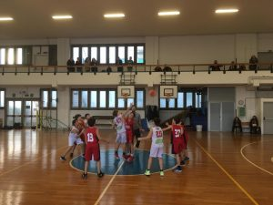 Esordienti 2008: successo nella tana del lupo (Belk BSM 28 – Basket Murat 23)!