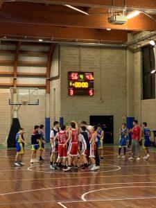U14: Derby vinto con una gran prestazione (BASKETOWN  San Carlo 56-43)