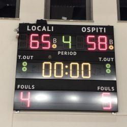 Serie C: un'altra vittoria. Basketown-Villasanta 65-58