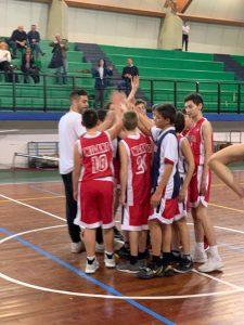 U14: Sconfitta di misura (Basketown – Rondinella Sesto 55-57)