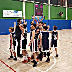 U13 Rosso: Ancora avanti tutta! (Arese vs Basketown 42-92)