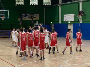 """U18 Rosso: """"Vittoria ai supplementari """" – Arese-Basketown Rosso 53-59"""