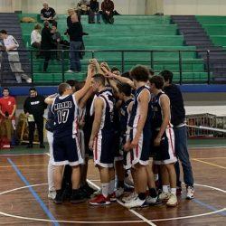 U18 Rosso: Vittoria! (Basketown Rosso-Canottieri Milano 67-56)