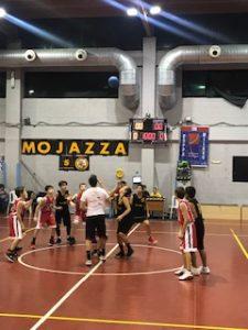 U13 Blu: Brutta sconfitta (Mojazza vs Basketown: 57-29)