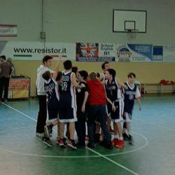 U13 Rosso: una vittoria sudata (O.S.L. Garbagnate vs Basketown U13 Rosso 39-46)