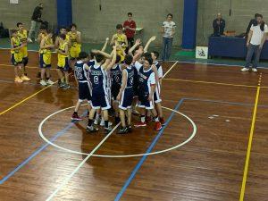 U14: Bella vittoria (Basketown – CM Basket 69-38)