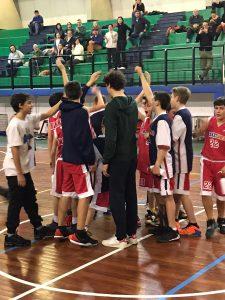 U13 Rosso: Vittoria straordinaria! (Basketown – Mojazza 91 -10)