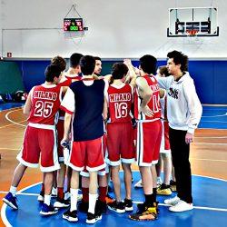 U15: una grande vittoria di carattere. (S.Azzurra Castano – Basketown 64-70)